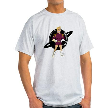 CafePress - Zapp Brannigan No Name - Light T-Shirt - CP - Zapp Brannigan Costume
