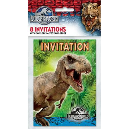 Jurassic World Invitations, - Diy Halloween Party Invitations