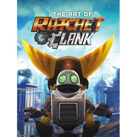 The Art of Ratchet & Clank - eBook