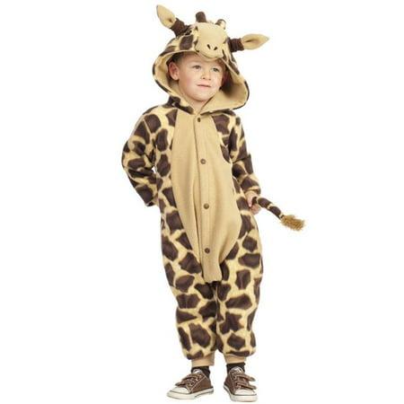 Georgie The Giraffe Toddler Costume - Next Giraffe Dress