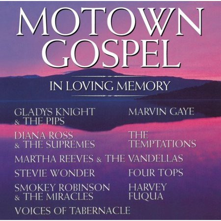 Motown Gospel, Vol. 2 (CD)