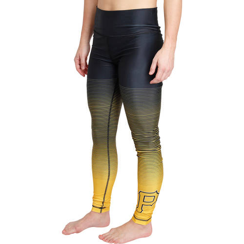MLB Pittsburgh Pirates Fringe Ladies' Sublimated Legging