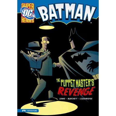 The Puppet Master's Revenge (DC Super Heroes (DC Super Villains)) - Fancy Dress Heroes And Villains