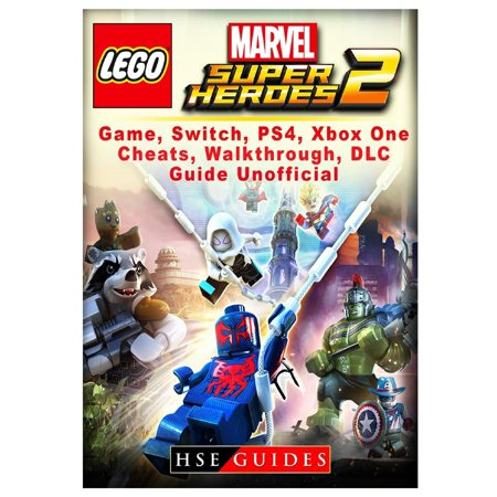 Lego Marvel Super Heroes 2 Game, Switch, Ps4, Xb One, Cheats, Walkthrough, DLC, Guide Unofficial - Haunted Halloween Game Walkthrough