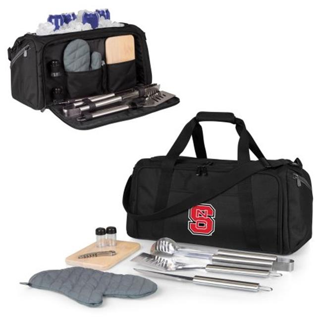 NC State Wolfpack - BBQ Kit Cooler by Picnic Time