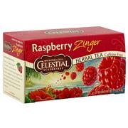 Celestial Seasonings Raspberry Zinger Tea, 20ct (Pack of 6)