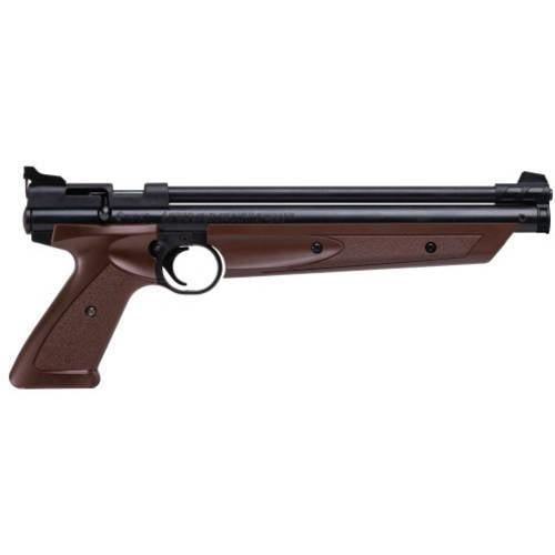 Crosman American Classic P1377 Multi-Pump Pneumatic Air Pistol by Crosman