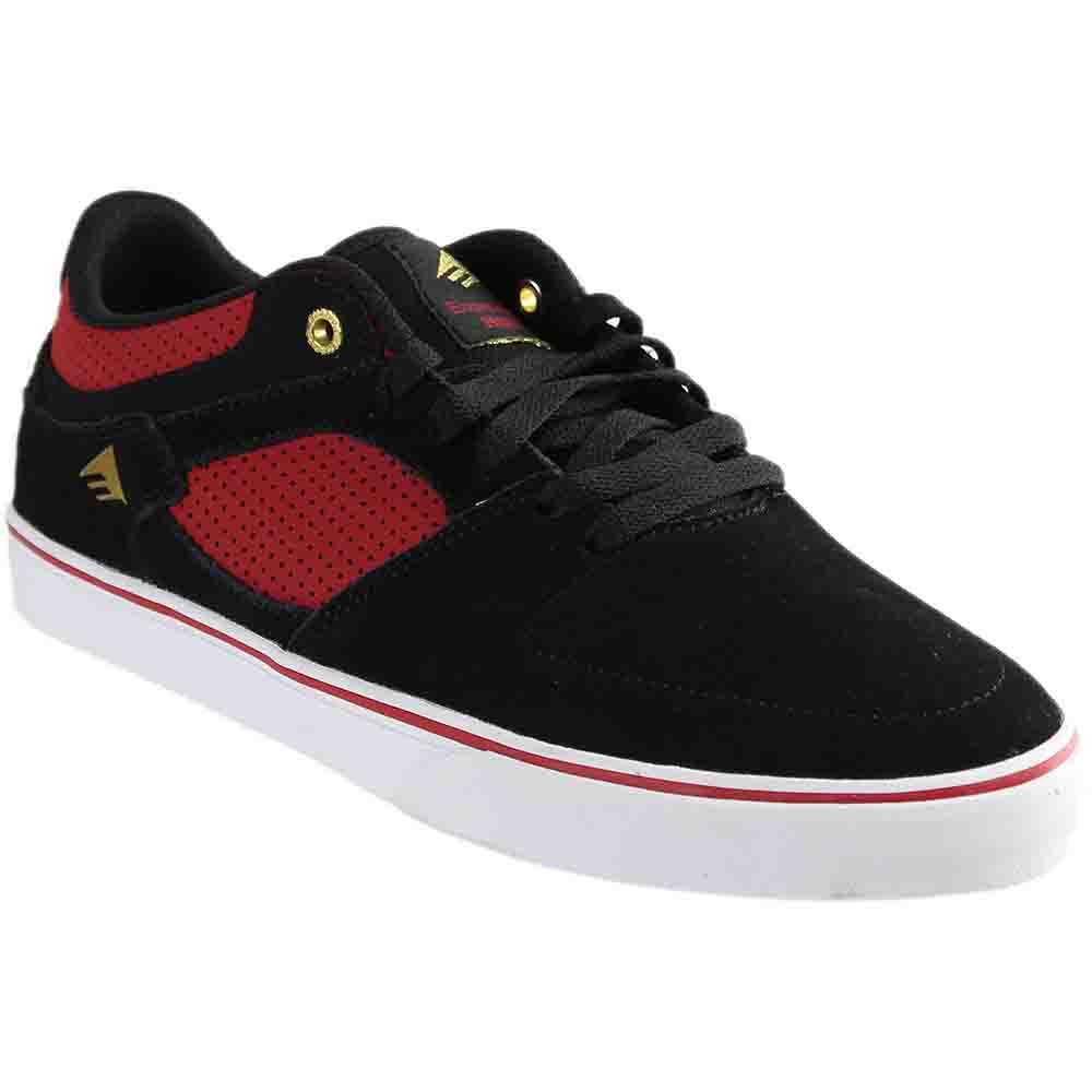Emerica THE HSU LOW VULC - Black - Mens