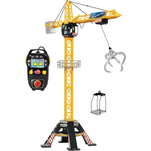 Dickie Toys Mega Crane Remote Control Set by Dickie Toys HK Ltd