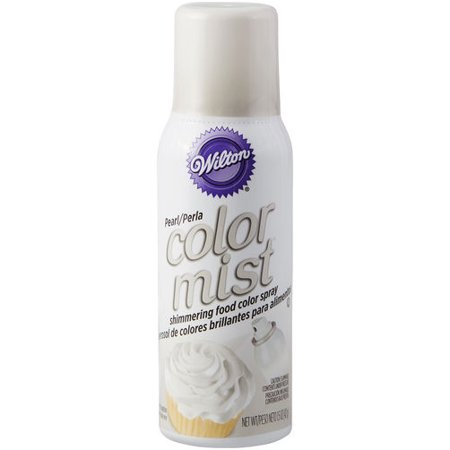 Wilton Color Mist Food Color Spray, Pearl