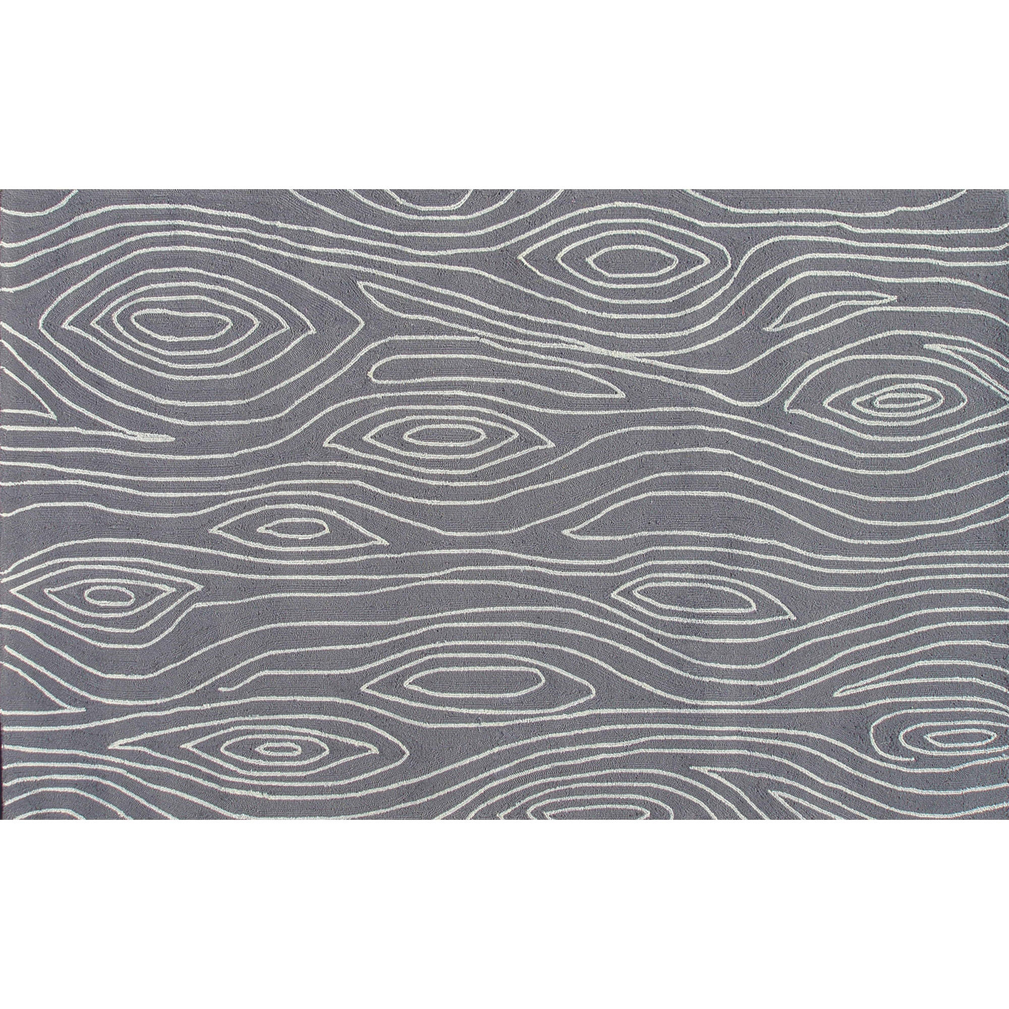 "The Rug Market Shire Gray 5"" x 8"" Area Rug by The Rug Market"