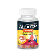Airborne Very Berry Flavored Gummies, 21 count - 750mg of Vitamin C and Minerals & Herbs Immune Support (Packaging May Vary)