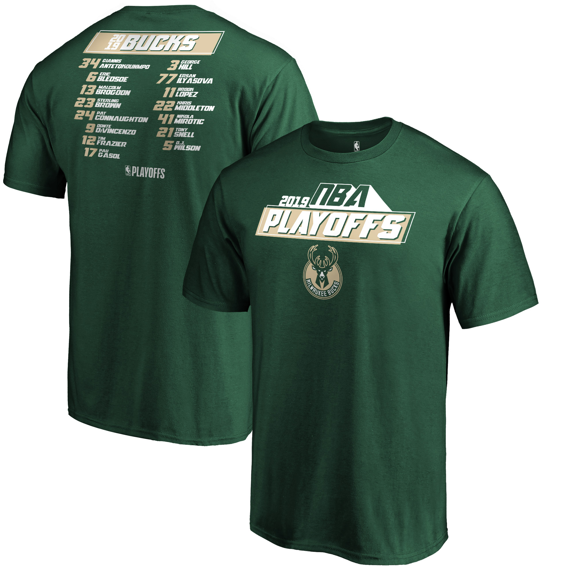 f8ef10dea45 Milwaukee Bucks Team Shop - Walmart.com
