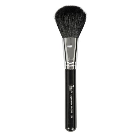 Petal Beauty Face Large Powder Round Head Travel makeup Brush