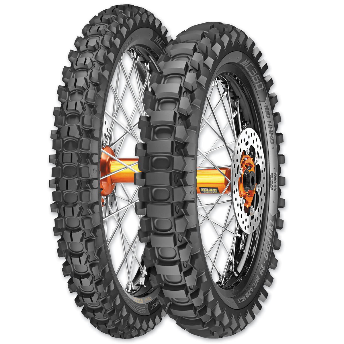 Metzeler  MC 360 110/90-19 Rear Tire 2762300