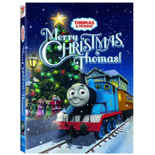 Thomas And Friends: Merry Christmas Thomas