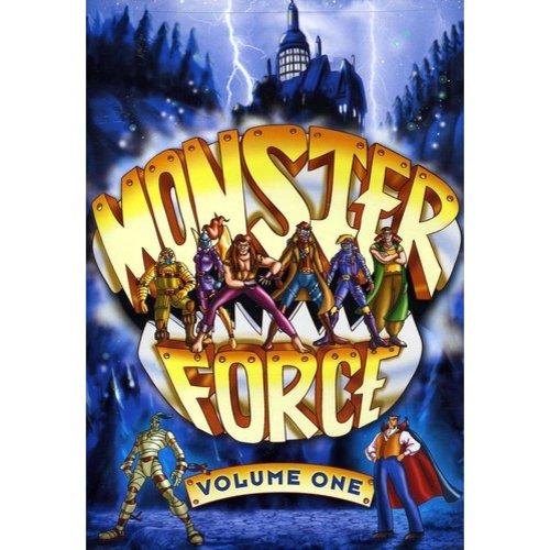 Monster Force Volume 1 (DVD)