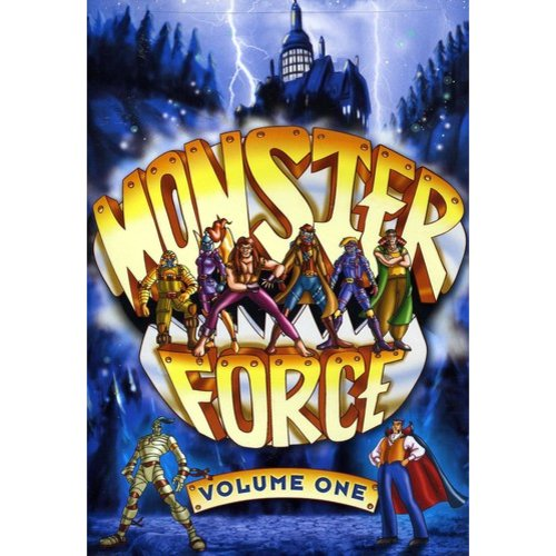 Monster Force, Vol. 1 (Full Frame)