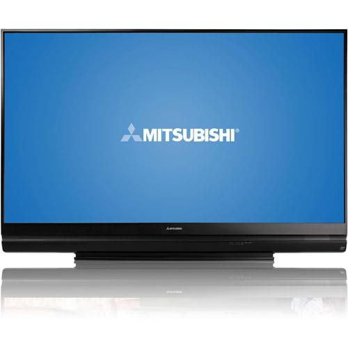 72 Mitsubishi Tv Cinema Wd 73640 Projection Tv Walmart Com