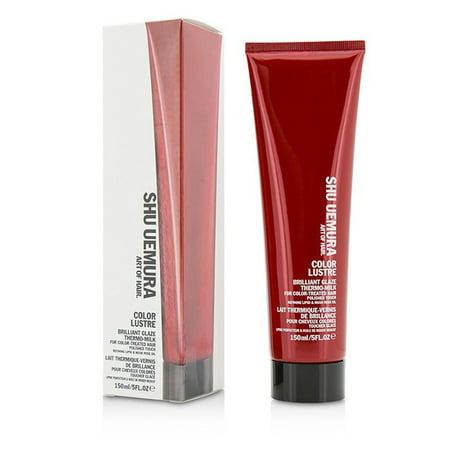 Shu Uemura - Color Lustre Brilliant Glaze Thermo-Milk (For Color-Treated Hair) -150ml/5oz