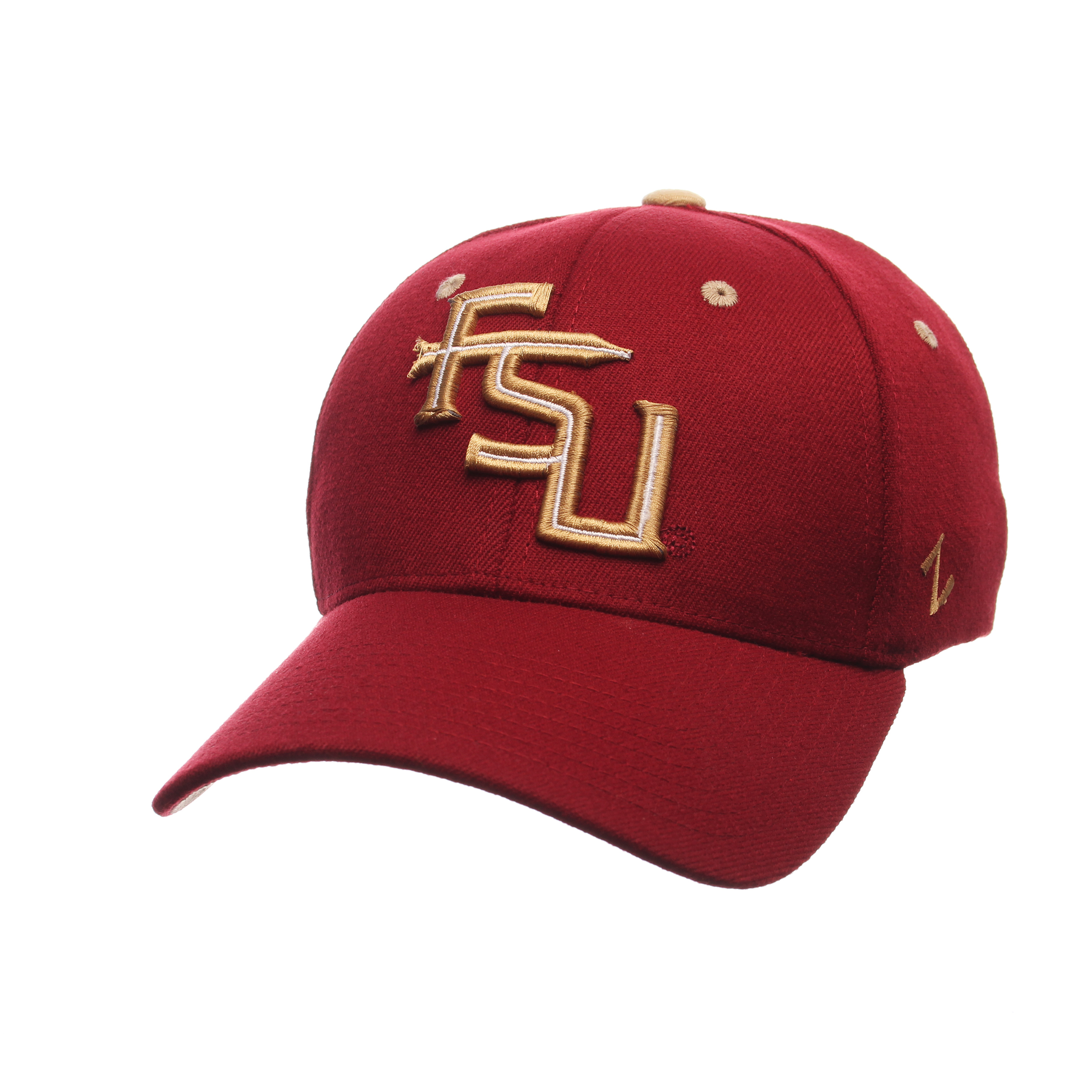 Florida State Seminoles ZH Stretch Hat (Red)