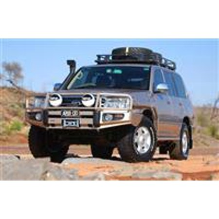 Bull Bar Winch Mnt Bumper