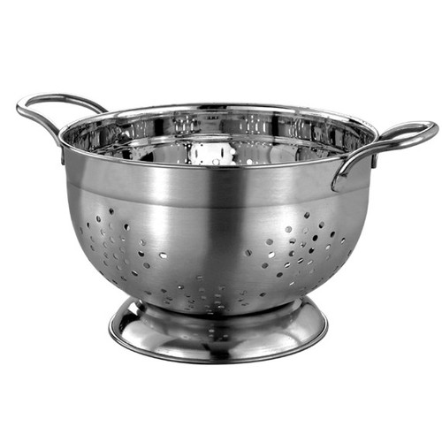 Gourmet Chef Gourmet Chef Professional Stainless Steel German Colander by Gourmet Chef