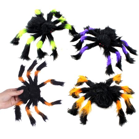 Happy Halloween Party Toy Household Children Room Decor Terror Spider Supplies](Toys Center Halloween)