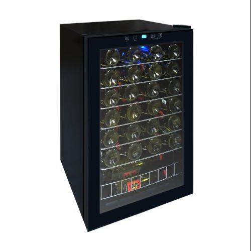 Vinotemp Vt48ts 48 Bottle Touch Screen Wine Cooler With 6