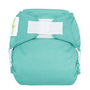 Cotton Babies bumGenius Freetime All-In-One One-Size Hook & Loop Closure Cloth Diaper