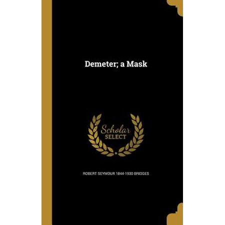 Demeter; A Mask - Dementor Mask