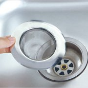 1pc steel kitchen sewer sink strainer filter plug barbed wire waste clean. beautiful ideas. Home Design Ideas