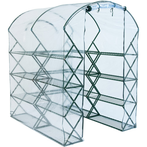 HarvestHouse Pro Cover, Clear