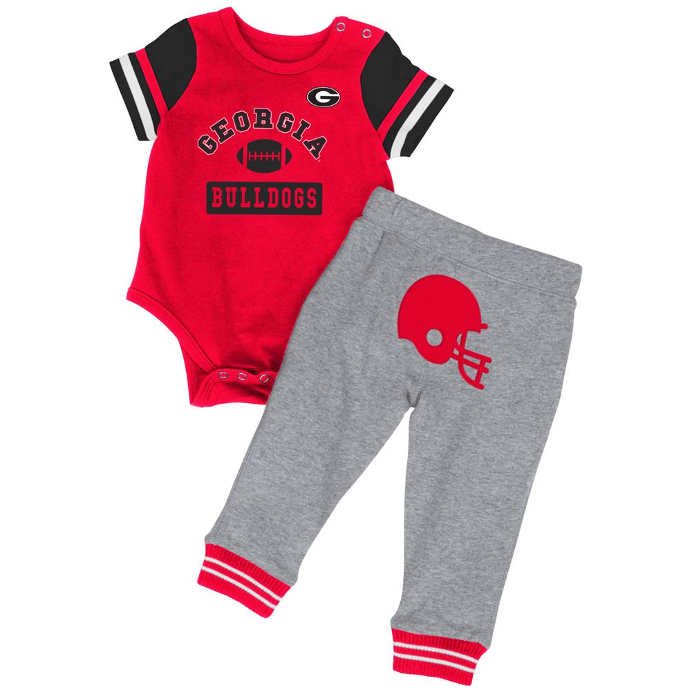 Baby Boys' MVP Georgia Bulldogs UGA Bodysuit and Pant Set by Colosseum
