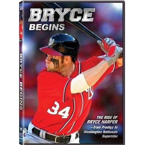 MLB: Bryce Begins (Full Frame)