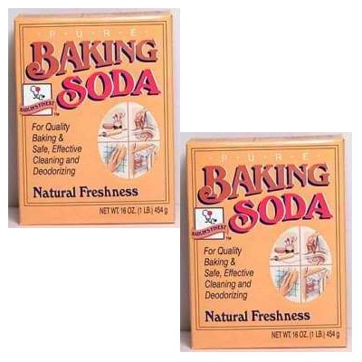 Karlin Pure Baking Soda 16-Ounce (Pack of 24)