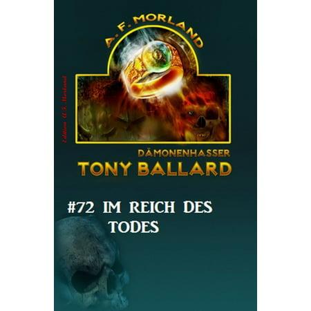 Tony Ballard #72: Im Reich des Todes - eBook