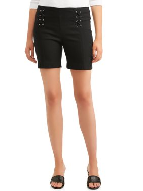 00bb9ce801 Product Image Women's Tie Up Detail Shorts