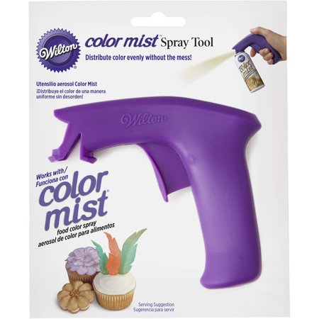Wilton Color Mist Food Coloring Spray Tool - Wilton Supplies