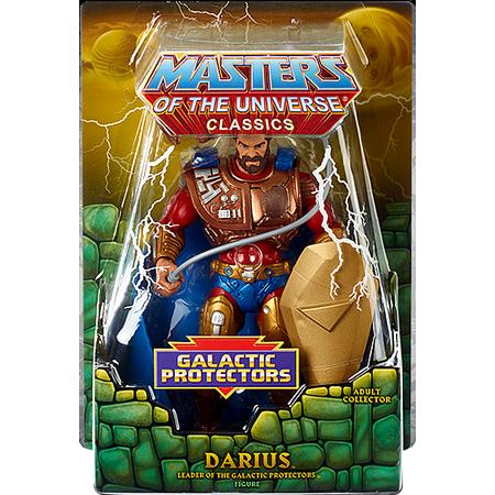 Masters Of The Universe Classics Darius Action Figure