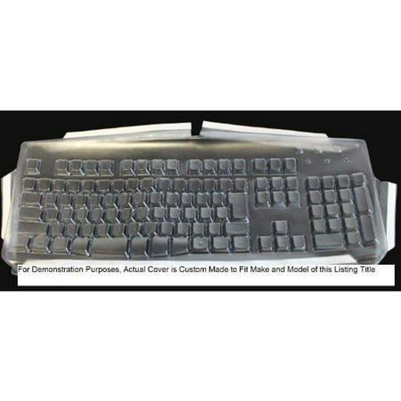Logitech Gaming Keyboard Cover - Model K520,Keeps Out Dirt Dust Liquids and Contaminants - Keyboard not (Fold Out Keyboard)