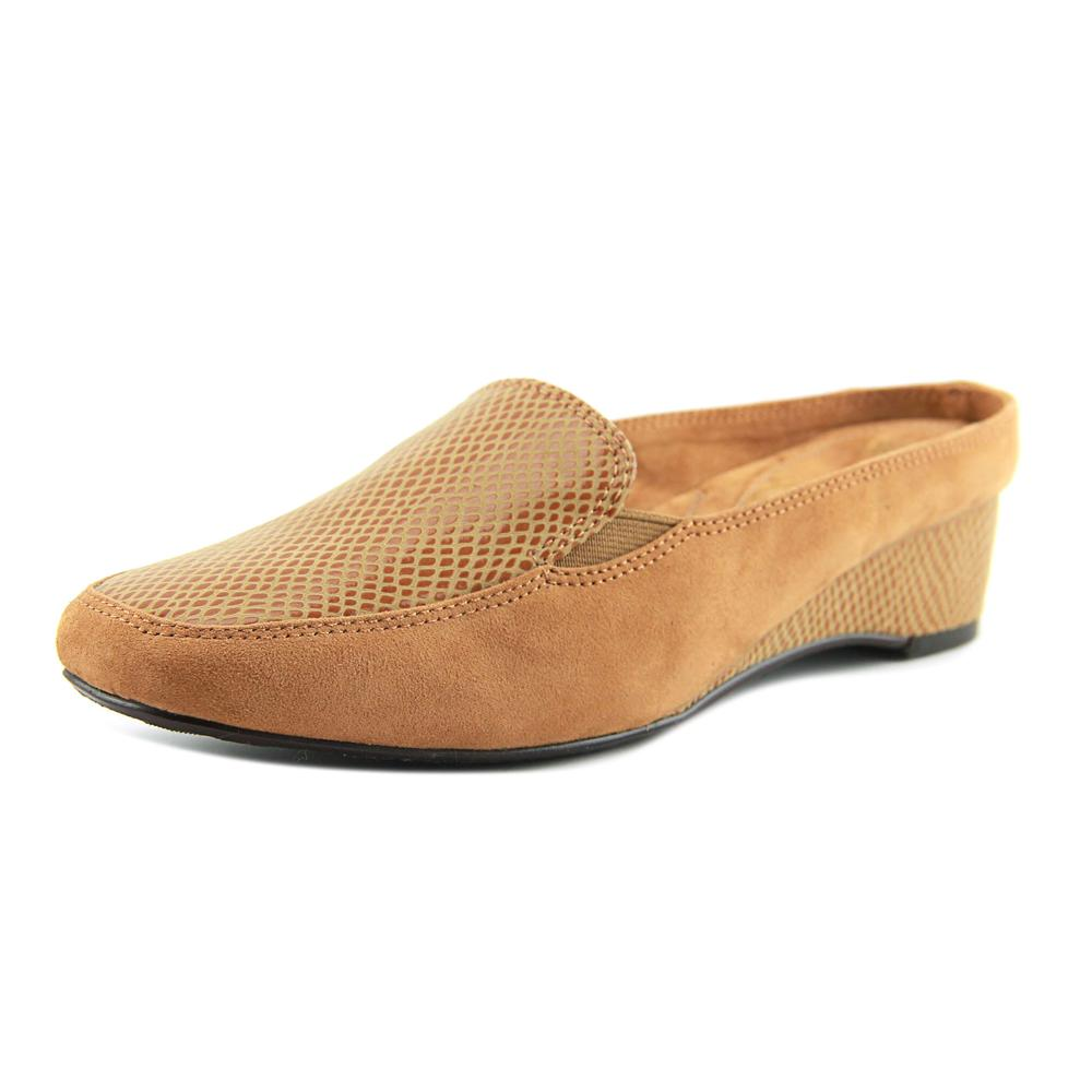 J. Renee Edlyn Square Toe Clog Mules by J. Renee
