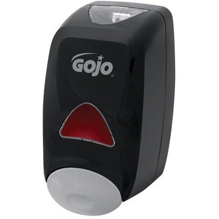 Fmx 12 Dispenser - Gojo, GOJ515506, FMX-12 Foam Soap Dispenser, 1 Each, Black, 1.32 quart