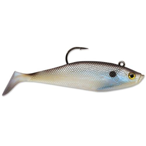 Storm WildEye Swim Shad 3-inch Fishing Lures (3-Pack) Natural Shad by Storm