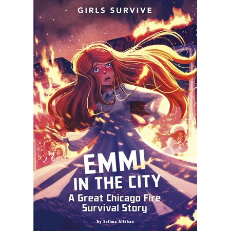 Emmi in the City : A Great Chicago Fire Survival - City Survival