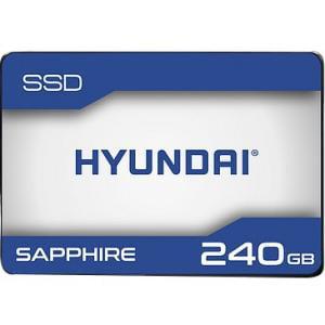 Hyundai 240GB SAPPHIRE INTERNAL SSD 2.5IN SATA III TLC (C2S3T/240G) (Intel Ssd Hard Drive 240gb)
