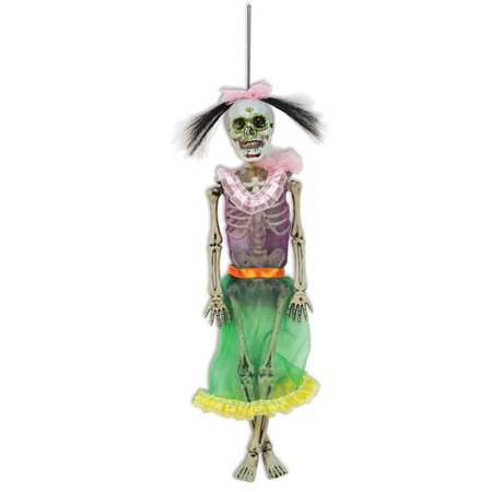 The Holiday Aisle Day of the Dead Female Skeleton - Female Skeleton
