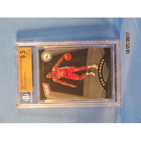 2017 Panini National Convention VIP PRIZM #50 Ben Simmons Rookie BGS 9.5 - 2017 Halloween Conventions