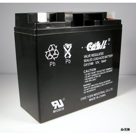 Casil 12V 18AH T1 for Wheelcare Superlight Scooter
