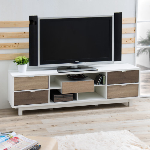 Hokku Designs Avada 71'' TV Stand by Hokku Designs